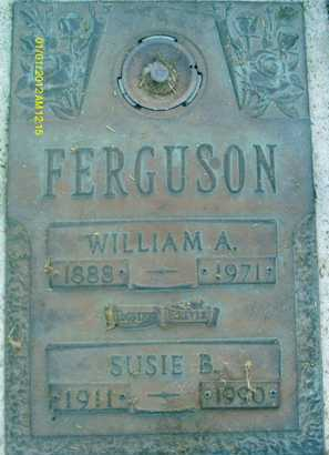 FERGUSON, SUSIE  B. - Sarasota County, Florida | SUSIE  B. FERGUSON - Florida Gravestone Photos