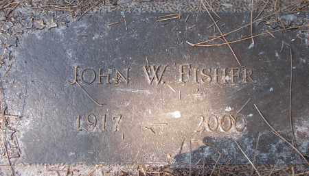 FISHER, JOHN W. - Sarasota County, Florida   JOHN W. FISHER - Florida Gravestone Photos