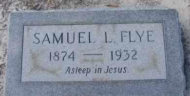 FLYE, SAMUEL - Sarasota County, Florida   SAMUEL FLYE - Florida Gravestone Photos