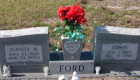 FORD, EDWIN - Sarasota County, Florida | EDWIN FORD - Florida Gravestone Photos