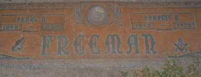 FREEMAN, FRANCIS D. - Sarasota County, Florida | FRANCIS D. FREEMAN - Florida Gravestone Photos