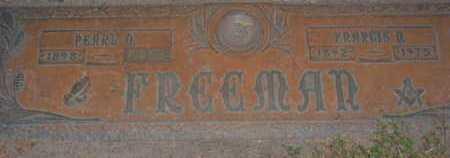 FREEMAN, PEARL O. - Sarasota County, Florida   PEARL O. FREEMAN - Florida Gravestone Photos
