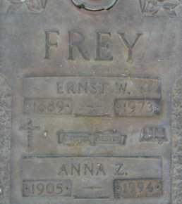 FREY, ANNA Z. - Sarasota County, Florida | ANNA Z. FREY - Florida Gravestone Photos