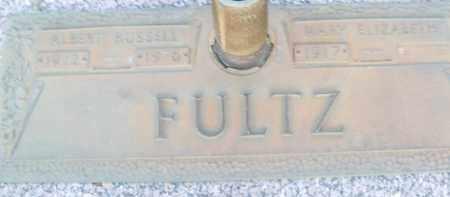 FULTZ, MARY ELIZABETH - Sarasota County, Florida   MARY ELIZABETH FULTZ - Florida Gravestone Photos