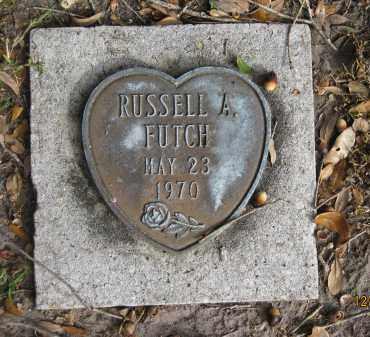 FUTCH, RUSSELL A - Sarasota County, Florida | RUSSELL A FUTCH - Florida Gravestone Photos