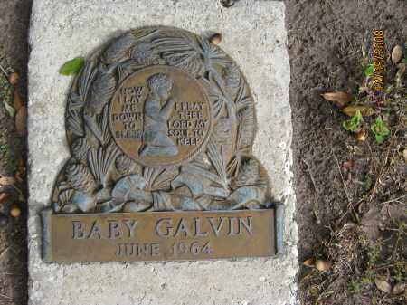 GALVIN, BABY - Sarasota County, Florida | BABY GALVIN - Florida Gravestone Photos