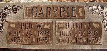 GARYPIE, RUTH B. - Sarasota County, Florida | RUTH B. GARYPIE - Florida Gravestone Photos