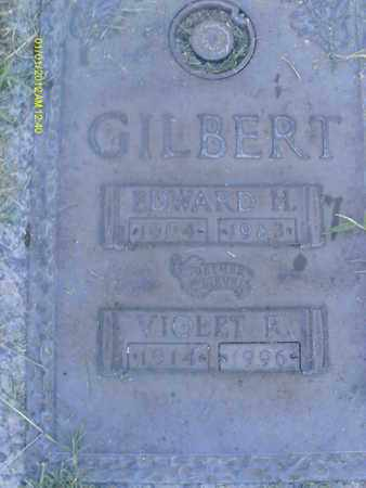 GILBERT, EDWARD  H. - Sarasota County, Florida | EDWARD  H. GILBERT - Florida Gravestone Photos