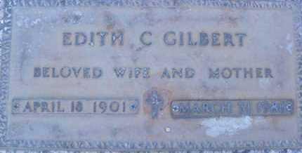 GILBERT, EDITH C. - Sarasota County, Florida | EDITH C. GILBERT - Florida Gravestone Photos