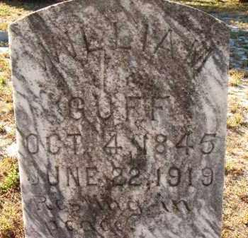 GOFF, SR, WILLIAM MARVIN - Sarasota County, Florida | WILLIAM MARVIN GOFF, SR - Florida Gravestone Photos