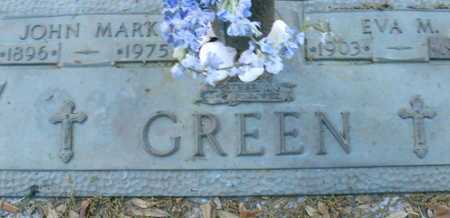 GREEN, EVA M. - Sarasota County, Florida | EVA M. GREEN - Florida Gravestone Photos