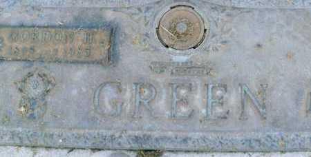 GREEN, GORDON H. - Sarasota County, Florida | GORDON H. GREEN - Florida Gravestone Photos