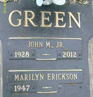 GREEN, JOHN M. JR. - Sarasota County, Florida | JOHN M. JR. GREEN - Florida Gravestone Photos