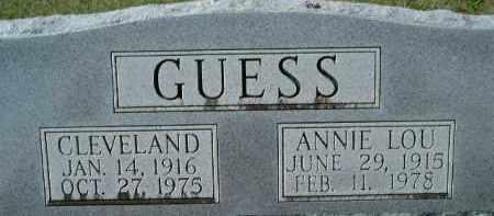 GUESS, ANNIE LOU - Sarasota County, Florida | ANNIE LOU GUESS - Florida Gravestone Photos