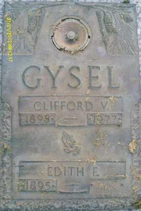 GYSEL, CLIFFORD  V. - Sarasota County, Florida   CLIFFORD  V. GYSEL - Florida Gravestone Photos