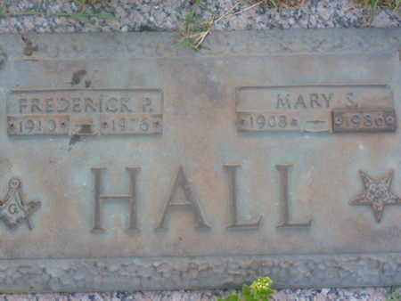 HALL, FREDERICK P. - Sarasota County, Florida   FREDERICK P. HALL - Florida Gravestone Photos