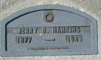 HANKINS, JERRY B. - Sarasota County, Florida | JERRY B. HANKINS - Florida Gravestone Photos