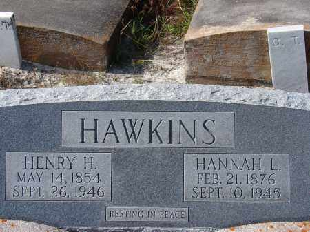 HAWKINS, HANNAH L. - Sarasota County, Florida | HANNAH L. HAWKINS - Florida Gravestone Photos