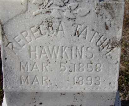 HAWKINS, REBECCA - Sarasota County, Florida   REBECCA HAWKINS - Florida Gravestone Photos