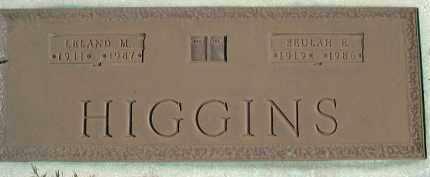 HIGGINS, BEULAH E. - Sarasota County, Florida | BEULAH E. HIGGINS - Florida Gravestone Photos