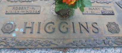 HIGGINS, ROBERT R. - Sarasota County, Florida | ROBERT R. HIGGINS - Florida Gravestone Photos