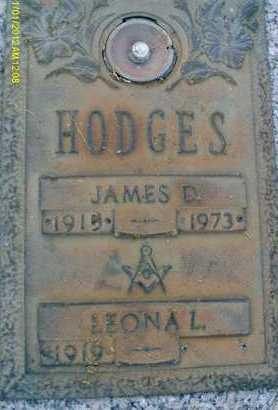 HODGES, JAMES  D. - Sarasota County, Florida | JAMES  D. HODGES - Florida Gravestone Photos
