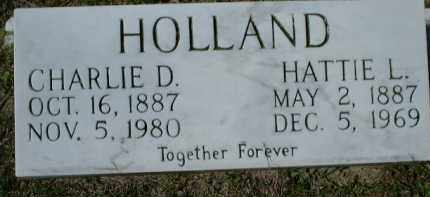 HOLLAND, HATTIE L. - Sarasota County, Florida | HATTIE L. HOLLAND - Florida Gravestone Photos