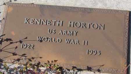 HORTON (VETERAN WWI), KENNETH R - Sarasota County, Florida | KENNETH R HORTON (VETERAN WWI) - Florida Gravestone Photos