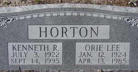 HORTON, KENNETH R. - Sarasota County, Florida   KENNETH R. HORTON - Florida Gravestone Photos
