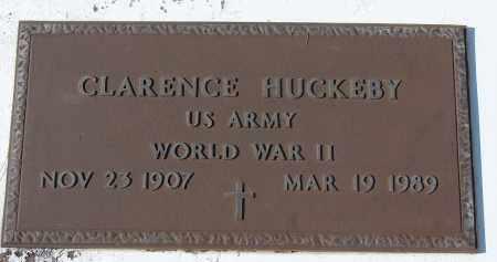 HUCKEBY (VETERAN WWII), CLARENCE - Sarasota County, Florida | CLARENCE HUCKEBY (VETERAN WWII) - Florida Gravestone Photos