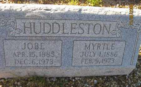 HUDDLESTON, JOBE - Sarasota County, Florida | JOBE HUDDLESTON - Florida Gravestone Photos