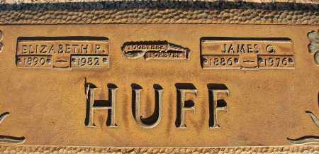 HUFF, JAMES G. - Sarasota County, Florida | JAMES G. HUFF - Florida Gravestone Photos