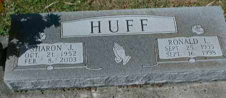 HUFF, SHARON J. - Sarasota County, Florida | SHARON J. HUFF - Florida Gravestone Photos