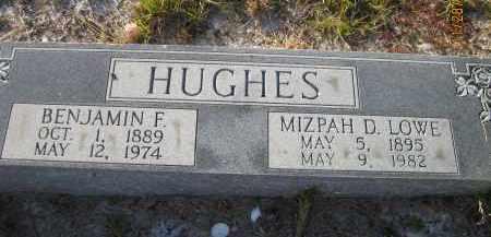 HUGHES, MIZPAH D - Sarasota County, Florida | MIZPAH D HUGHES - Florida Gravestone Photos