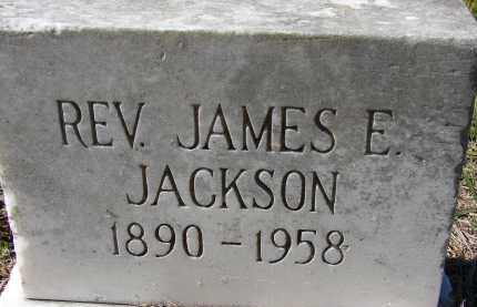 JACKSON, REV. JAMES E. - Sarasota County, Florida | REV. JAMES E. JACKSON - Florida Gravestone Photos