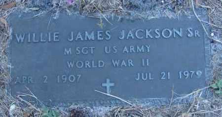 JACKSON, SR (VETERAN WWII), WILLIE JAMES - Sarasota County, Florida | WILLIE JAMES JACKSON, SR (VETERAN WWII) - Florida Gravestone Photos