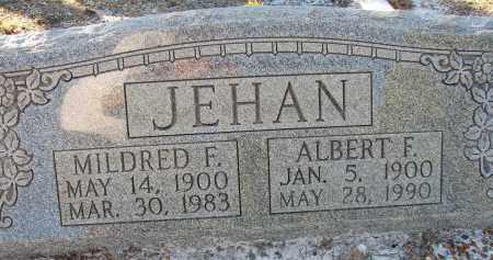 JEHAN, ALBERT F. - Sarasota County, Florida | ALBERT F. JEHAN - Florida Gravestone Photos