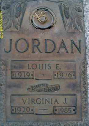 JORDAN, VIRGINIA J. - Sarasota County, Florida   VIRGINIA J. JORDAN - Florida Gravestone Photos