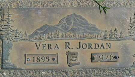 JORDAN, VERA R. - Sarasota County, Florida | VERA R. JORDAN - Florida Gravestone Photos
