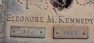 KENNEDY, ELEONORE M. - Sarasota County, Florida   ELEONORE M. KENNEDY - Florida Gravestone Photos