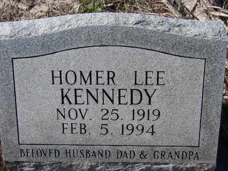KENNEDY, HOMER LEE - Sarasota County, Florida | HOMER LEE KENNEDY - Florida Gravestone Photos