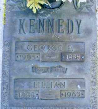 KENNEDY, LILLIAN - Sarasota County, Florida | LILLIAN KENNEDY - Florida Gravestone Photos