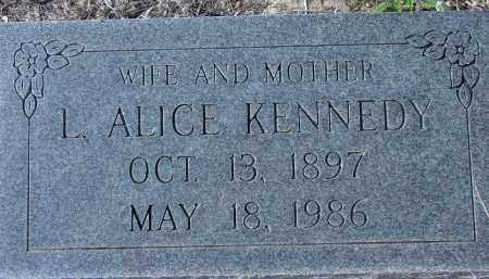 TATUM KENNEDY, LAURA ALICE - Sarasota County, Florida | LAURA ALICE TATUM KENNEDY - Florida Gravestone Photos