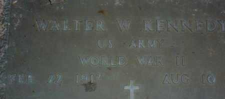KENNEDY, WALTER W. - Sarasota County, Florida   WALTER W. KENNEDY - Florida Gravestone Photos