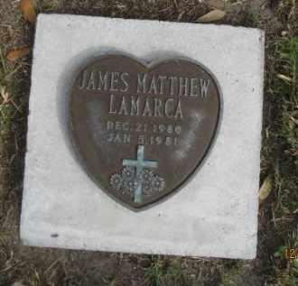 LAMARCA, JAMES MATTHEW - Sarasota County, Florida | JAMES MATTHEW LAMARCA - Florida Gravestone Photos