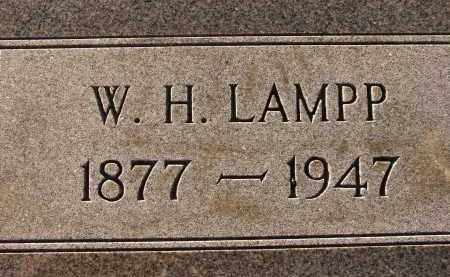 LAMPP, WADE HAMPTON - Sarasota County, Florida | WADE HAMPTON LAMPP - Florida Gravestone Photos