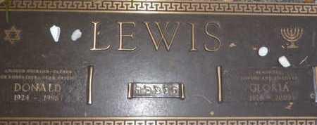 LEWIS, DONALD - Sarasota County, Florida   DONALD LEWIS - Florida Gravestone Photos