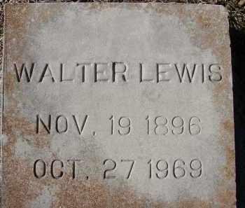 LEWIS, WALTER - Sarasota County, Florida   WALTER LEWIS - Florida Gravestone Photos