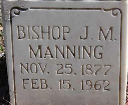 MANNING, BISHOP J. M. - Sarasota County, Florida | BISHOP J. M. MANNING - Florida Gravestone Photos