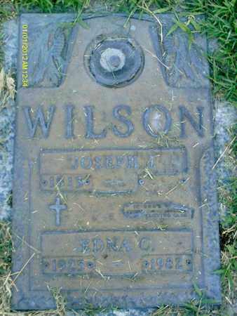 WILSON, EDNA  C. - Sarasota County, Florida | EDNA  C. WILSON - Florida Gravestone Photos